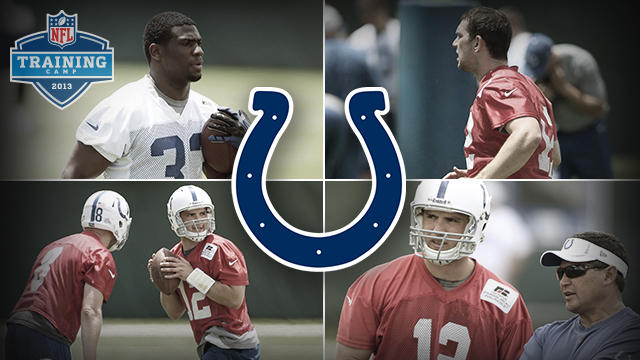 The Colts saw great things from Andrew Luck last season. Now it's time for the next step.