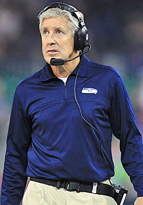 Pete Carroll is just four games over .500 as an NFL coach. (USATSI)