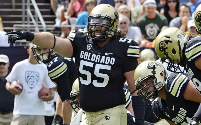 Gus Handler projects as a solid center prospect. (USATSI)