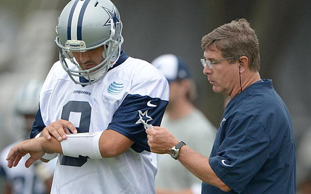With Bill Callahan calling the plays, will Tony Romo and the Cowboys make better decisions in crunch time.