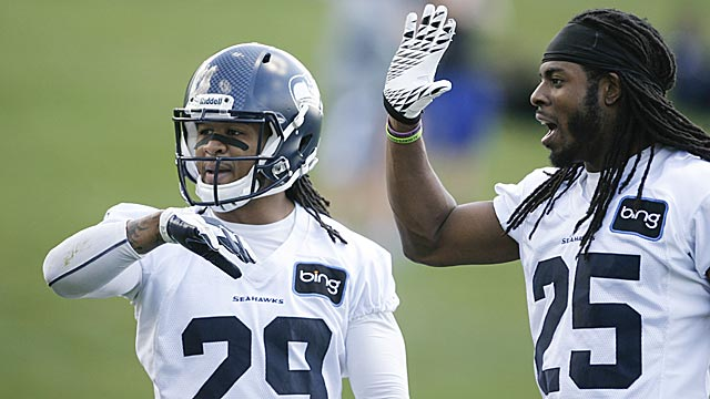 Earl Thomas and Richard Sherman are huge parts of Seattle's strong secondary. (USATSI)