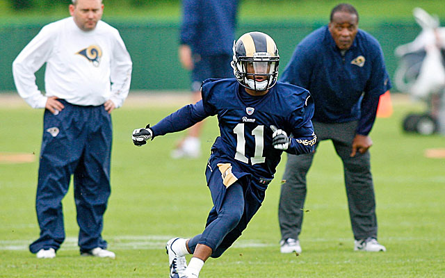 Rams coaches, are smitten with Tavon Austin's speed, and plan to use the No. 8 pick in a variety of roles. (USATSI)