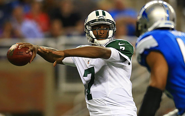 Perceived criticisms of Geno Smith didn't sit well with Jets coach Rex Ryan. (USATSI)