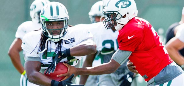 Chris Ivory's situation looks promising; Joe McKnight's does not. (USATSI)