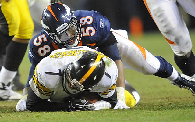 Where can the Broncos turn after losing big pass-rush weapon Von Miller? (USATSI)