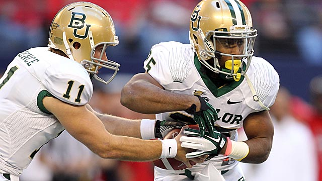 Baylor's Lache Seastrunk showed enough last season to raise big expectations. (USATSI)