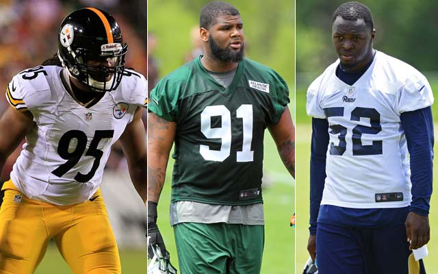 CBSSports.com experts pick Jarvis Jones, Sheldon Richardson and Alec Ogletree to win defensive rookie of the year. (USATSI)