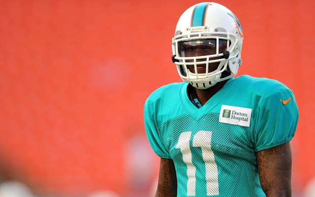 Mike Wallace and the Dolphins are a popular pick to the the biggest bust of the 2013 NFL season. (USATSI)