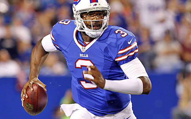 Is EJ Manuel the franchise QB that Buffalo has been seeking since Jim Kelly retired? (USATSI)