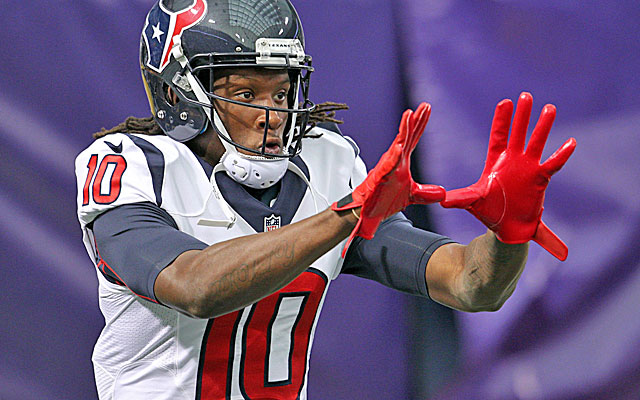 DeAndre Hopkins has been impressive in the preseason, but can he stay healthy? (USATSI)