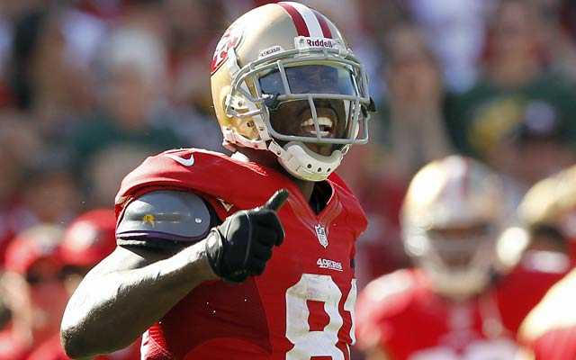 Anquan Boldin looks well worth a 6th-round pick for the Niners.