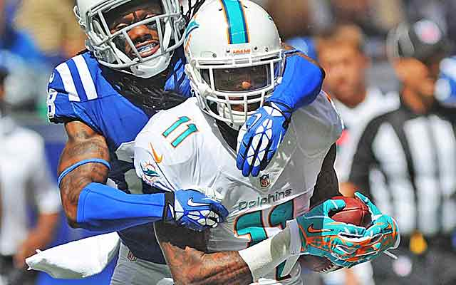 Mike Wallace bounces back in Week 2, proving that his speed remains an asset. (USATSI)