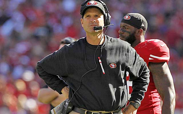 The 49ers are ranked 27th in total offense and 23rd in passing. (USATSI)