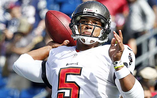 Josh Freeman and the Bucs are in the midst of a messy divorce. (USATSI)