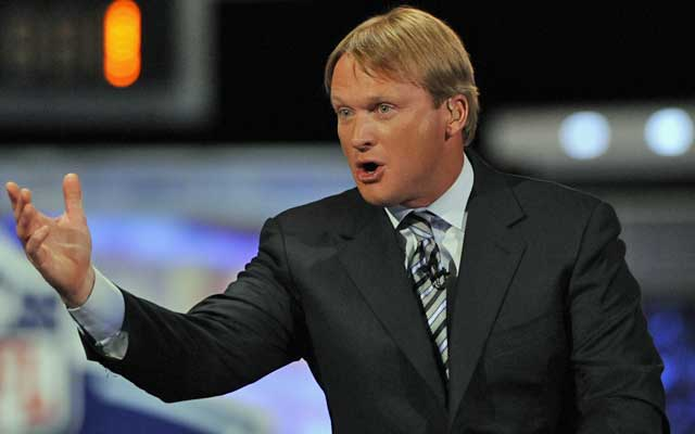 Jon Gruden has been out of football since 2008 with the Buccaneers. (USATSI)