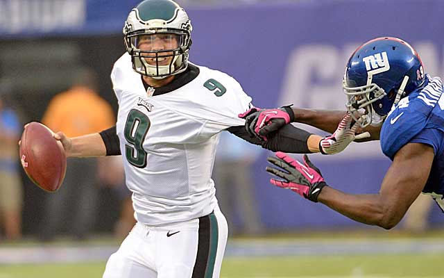 Nick Foles faces a tough test against the Bucs defense in Week 6. (USATSI)