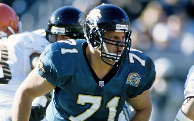 Tony Boselli was a five-time Pro Bowl tackle for the Jaguars.  (USATSI)
