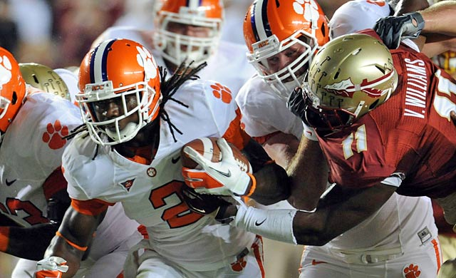Swift Sammy Watkins will be one of the challenges for FSU's athletic defense. (USATSI)