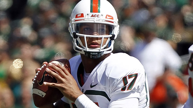 Stephen Morris only furthered his reputation as an enigmatic prospect against North Carolina. (USATSI)