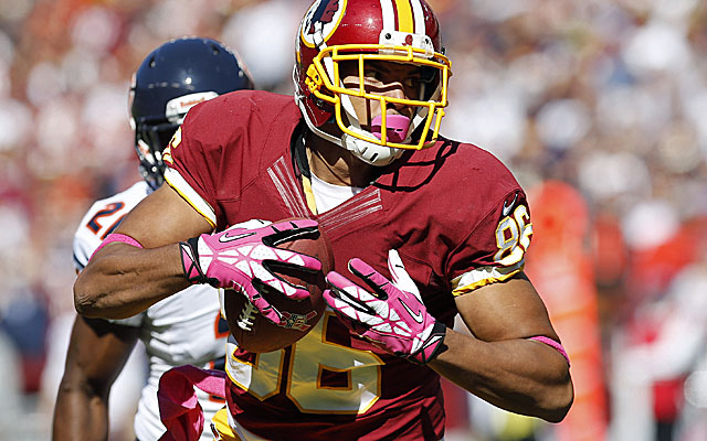 Can Washington tight end Jordan Reed help his team beat the Eagles? (USATSI)