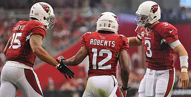 As it rurns out, the Cardinals had more than a win over Atlanta to celebrate in Week 8. (USATSI)