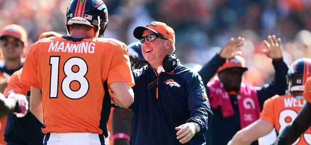 Will more hits eventually take a toll on Peyton Manning? (USATSI)