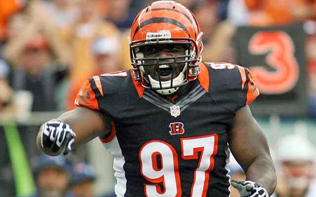 Geno Atkins should be ready to practice. (USATSI)