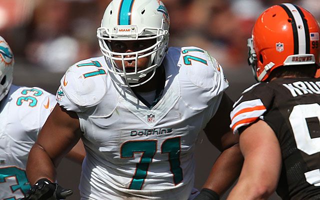 Was Dolphins offensive tackle Jonathan Martin bullied by teammates? (USATSI)
