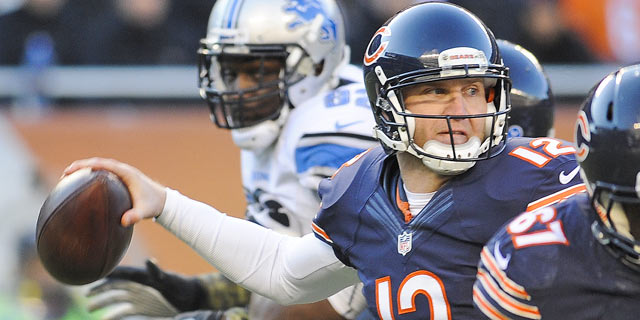 Josh McCown could become the unlikely key to the Bears season. (USATSI)