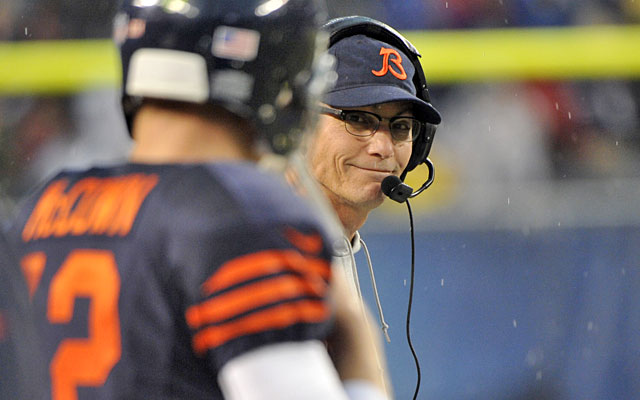 Marc Trestman might be the perfect coach to get the most out of a journeyman like Josh McCown. (USATSI)