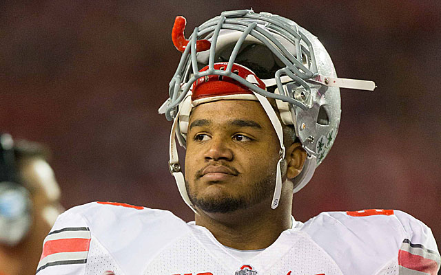 Michael Bennett only became a full-time starter for Ohio State this season. (USATSI)