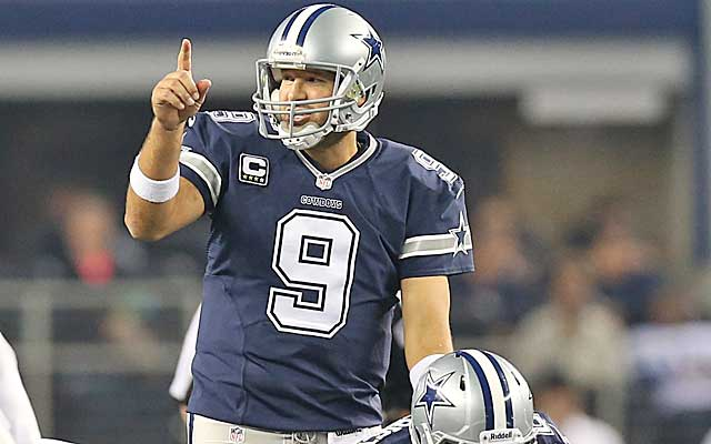 Who is No. 1 in the NFC East? We've got four weeks to find out.  (USATSI)