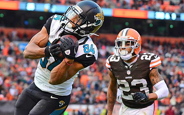 The Jaguars have finally woken up.  (USATSI)