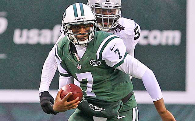 Are the Jets committed to Geno Smith or will they pursue another QB in the draft?  (USATSI)