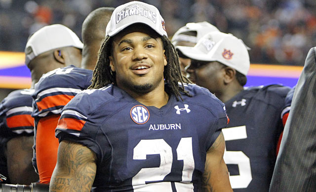 Tre Mason is finishing his junior season on a huge roll and now will likely enter the draft. (USATSI)