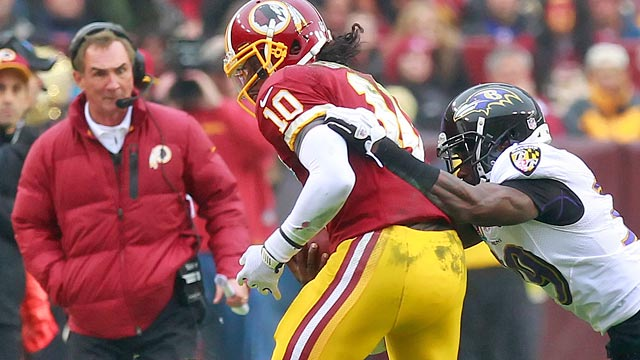 Snyder, RG3 made mistakes, but this Redskins disaster is all Shanahan(s)