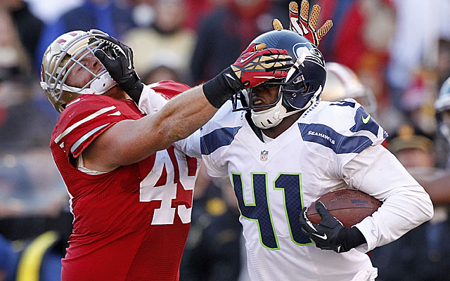 When push comes to shove, the 49ers may have the best chance to win in Seattle. (USATSI)