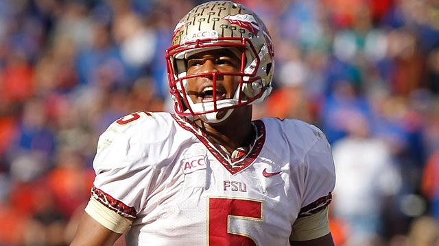 Jameis Winston turns his freshman season into pure gold. (USATSI)