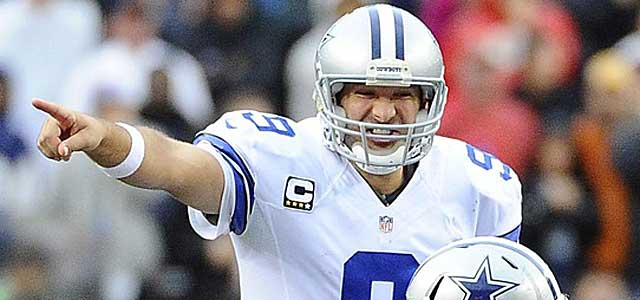 Tony Romo's flaws are oft-discussed. But what about Sunday's drive vs. Washington? (USATSI)