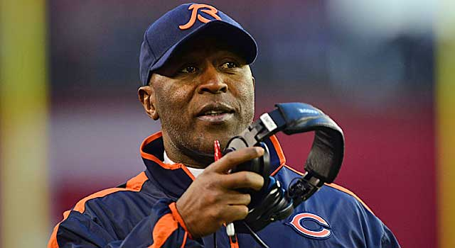 Lovie Smith could be looking at a return to Tampa Bay, this time as head coach. (USATSI)
