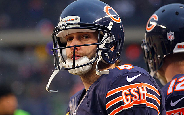 Jay Cutler is the best choice Bears could make at quarterback. (USATSI)