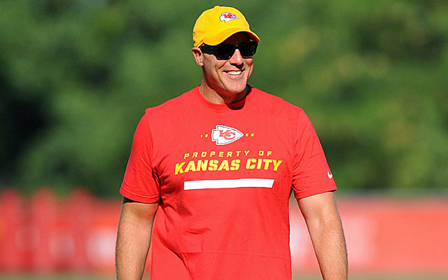 Former Chiefs exec Scott Pioli could end up in the mix for the Dolphins GM opening. (USATSI)