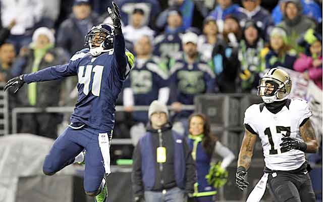 Byron Maxwell has proven his worth in Seattle after being forced into a starting role.  (USATSI)