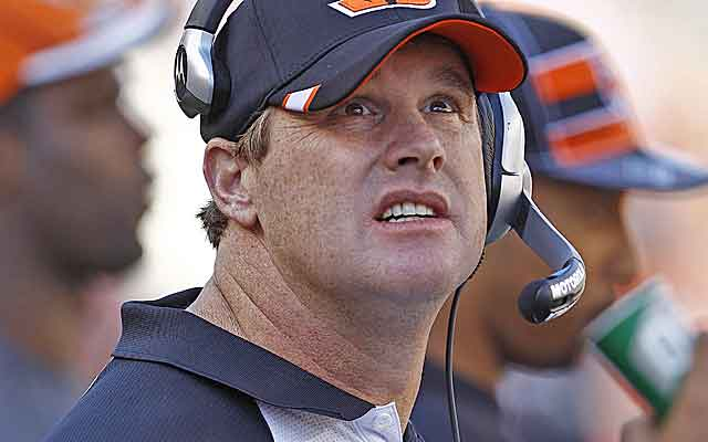 New Redskins coach Jay Gruden ran the Bengals offense the past three seasons. (USATSI)