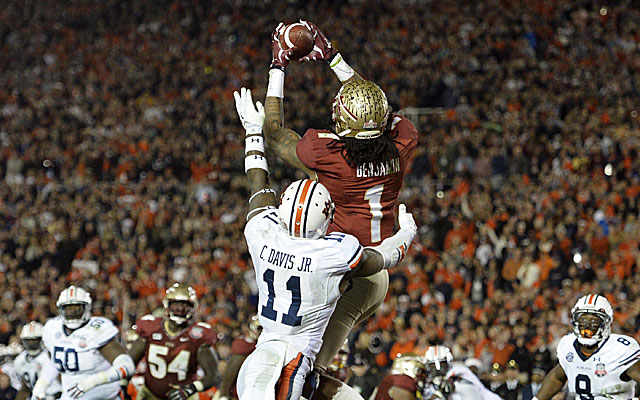 Kelvin Benjamin could be a late first-round draft pick. (USATSI)