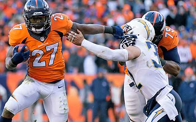 The Broncos' high-flying attack has come to rely more on Knowshon Moreno.   (USATSI)