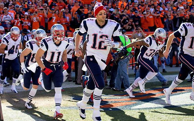 Tom Brady will lead the Patriots into contention again in 2014, barring another barrage of injuries. (USATSI)