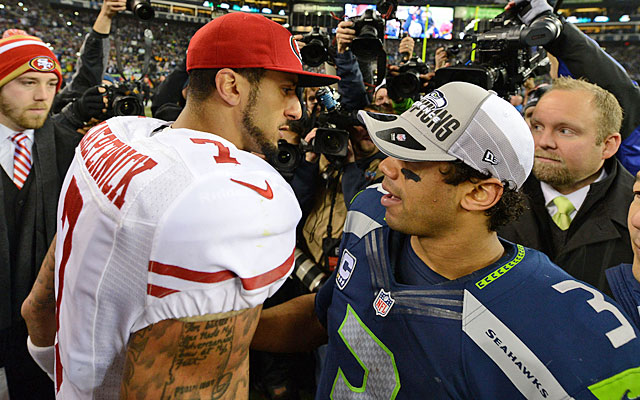 Colin Kaepernick and the 49ers face stiff competition from Seattle and the rest of the NFC West. (USATSI)