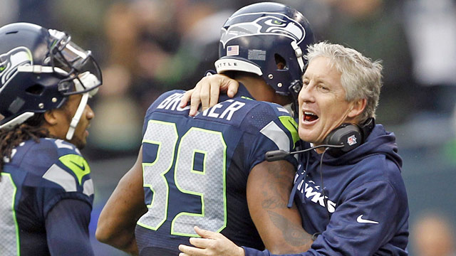 Browner is trying to remain true to the Seahawks way by staying positive. (USATSI)
