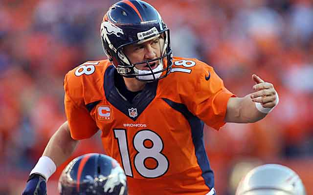 Peyton Manning will try to limit Seattle substitutions with the no-huddle.   (USATSI)